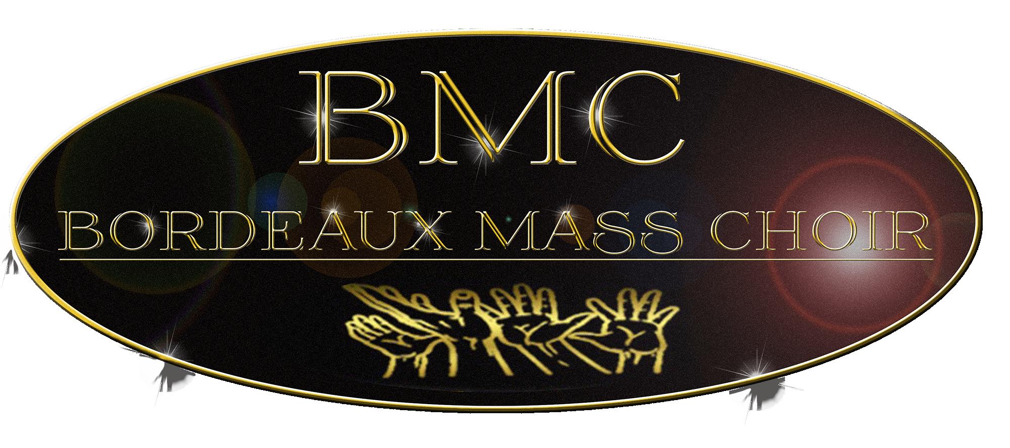 Logo BMC bordeaux Gospel