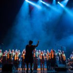 Bordeaux Mass Choir au rocher1 Bordeaux Gospel